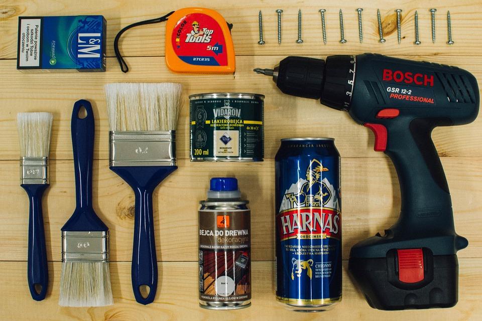 Les outils indispensables pour bricoler