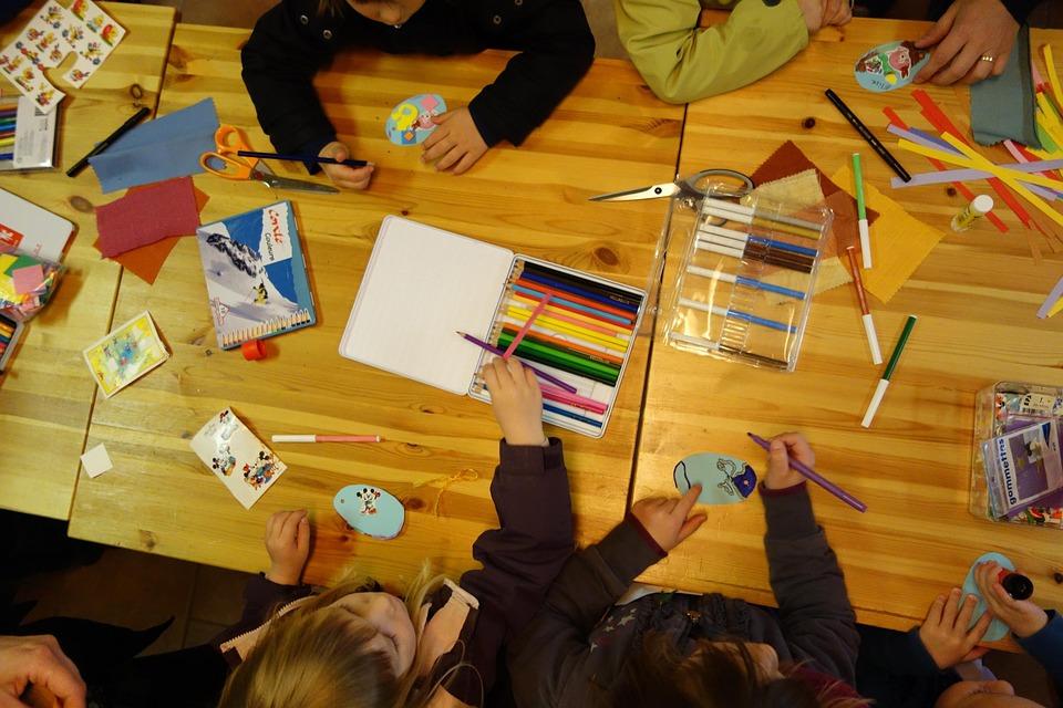 Des idées de bricolage pour occuper vos enfants