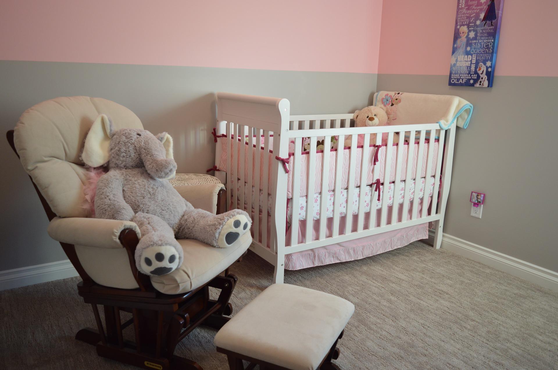 Chambre de bébé: attention à ces erreurs!