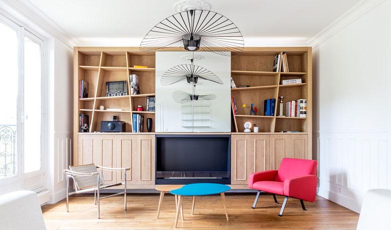 Trouver le style d'aménagement intérieur idéal