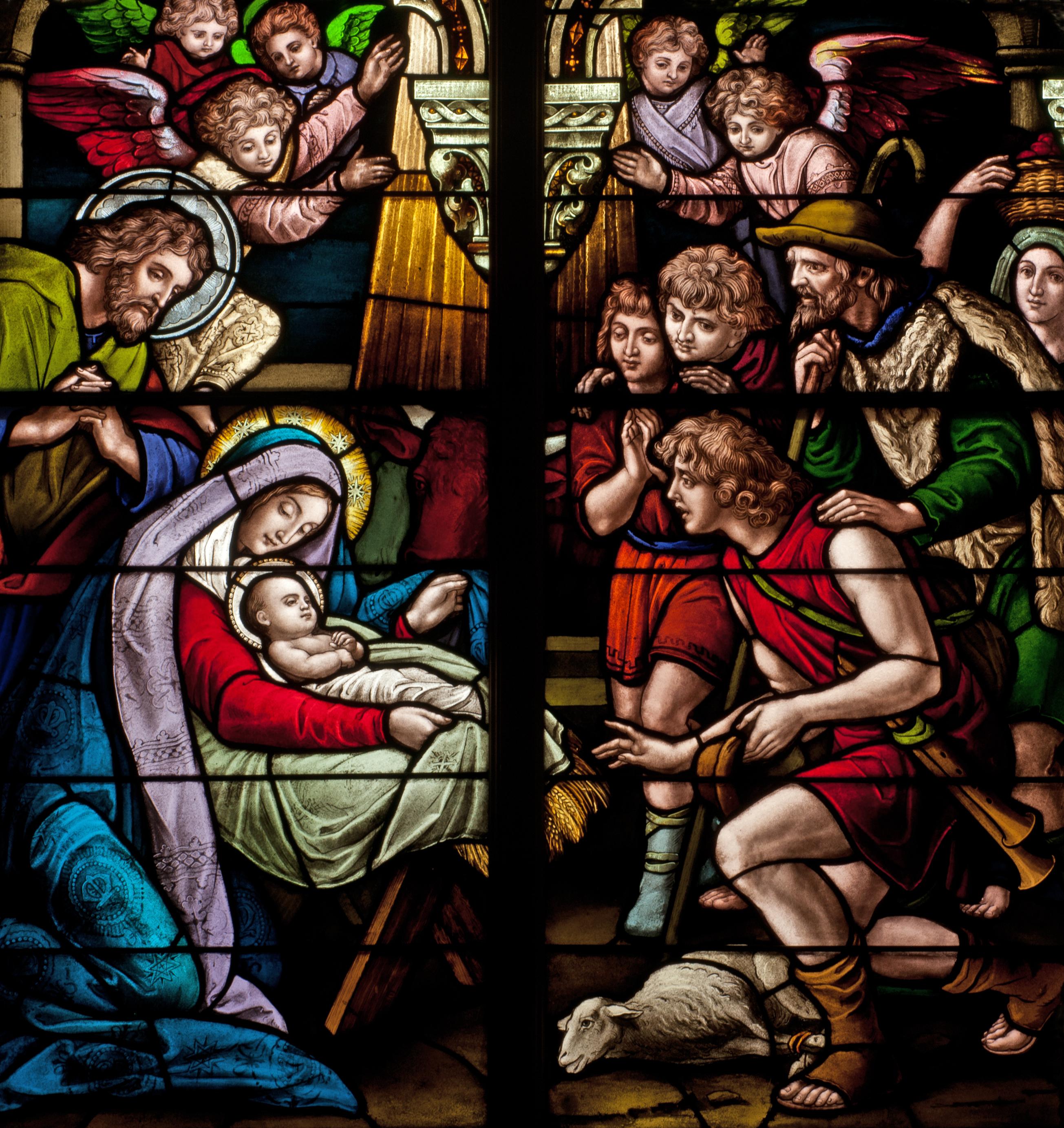 Restauration de vitraux: un métier hors du commun