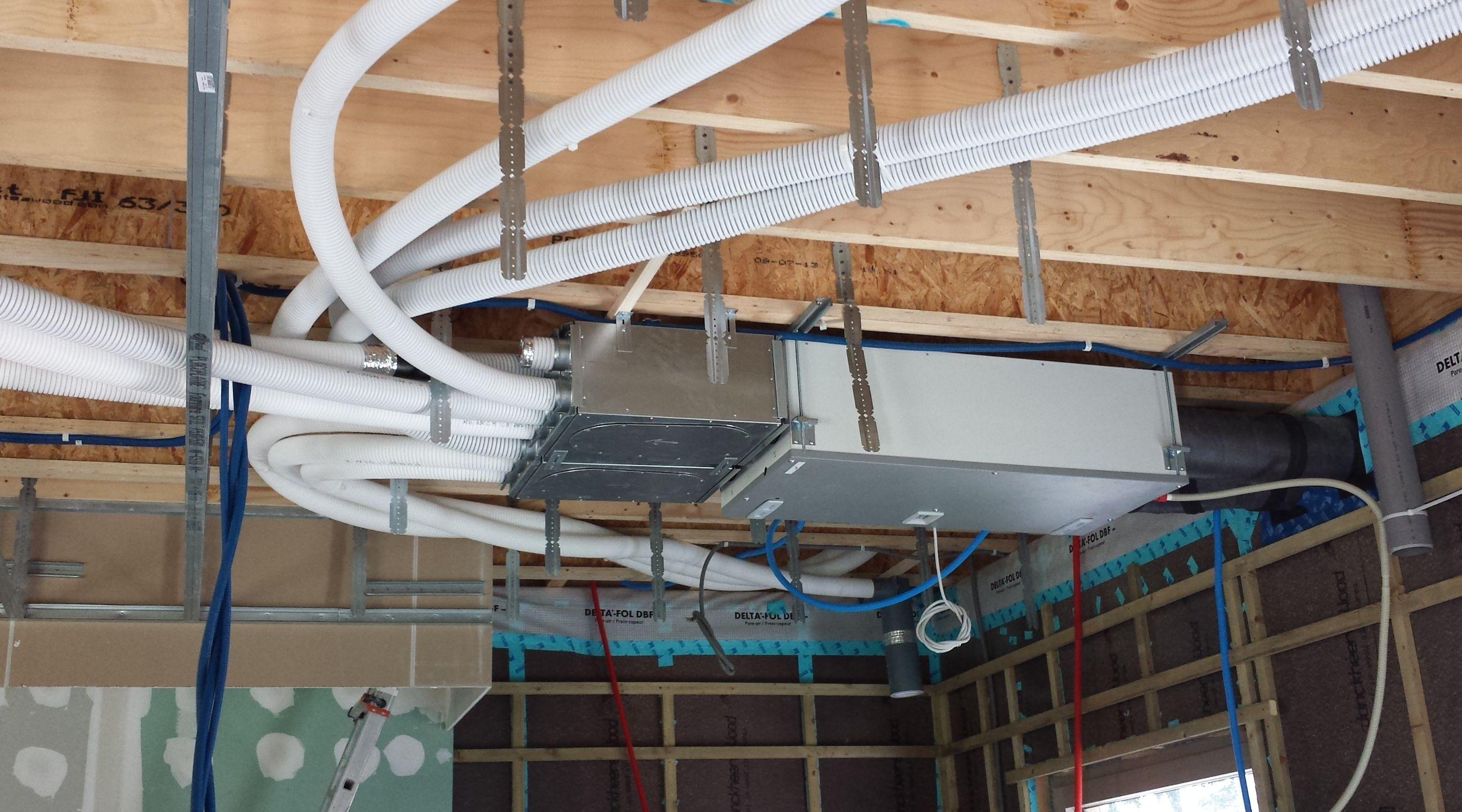 Installer une VMC double flux : un bon investissement pour optimiser le confort de son domicile