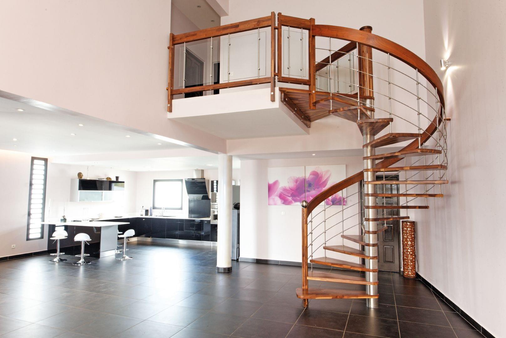L'escalier : plus qu'un rôle fonctionnel