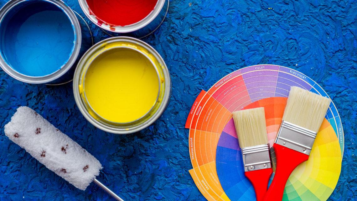 Comment fabriquer de la peinture?
