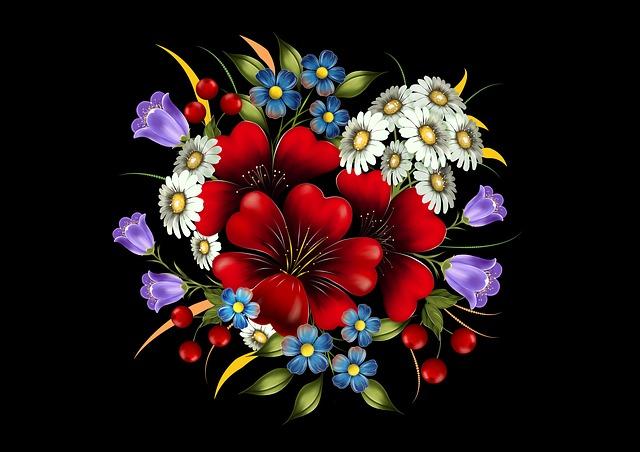 Un bouquet de fleurs et une couronne murale: 5 astuces de pro pour les offrir comme cadeau