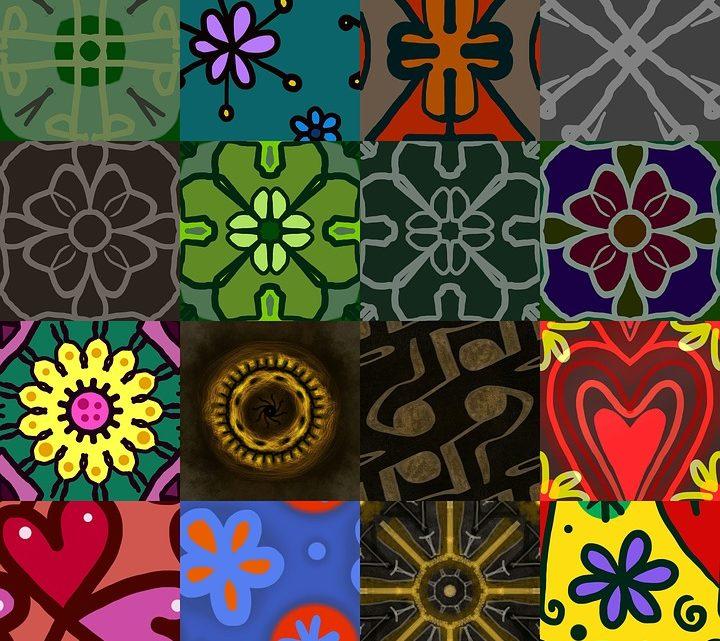 Le carrelage patchwork, pour illuminer votre intérieur