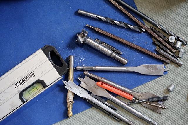 Les outils de bricolage que vous devriez posséder