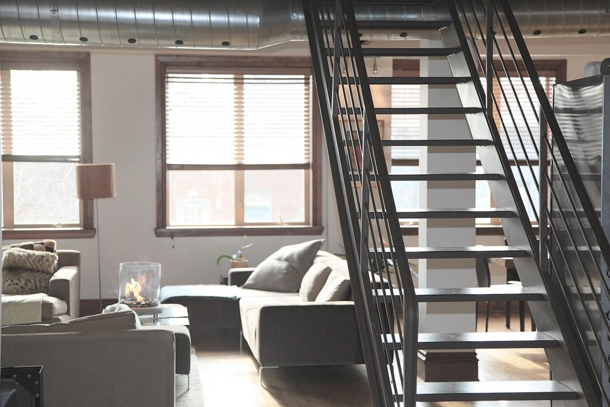 Comment mettre en valeur un escalier d'intérieur?