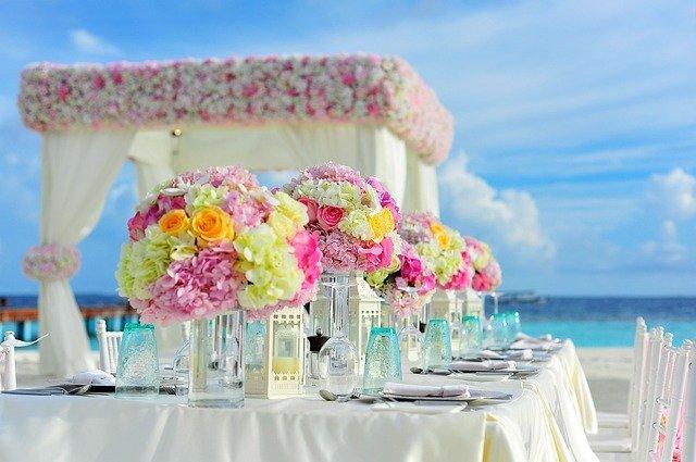 Idées de centres de table pour votre mariage