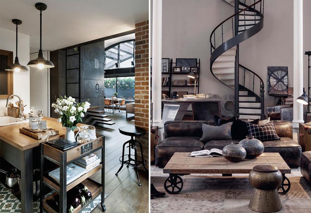 Conseils pour décorer votre loft dans le style industriel