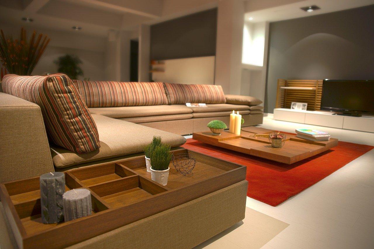 Aménagement du salon : comment choisir son mobilier?