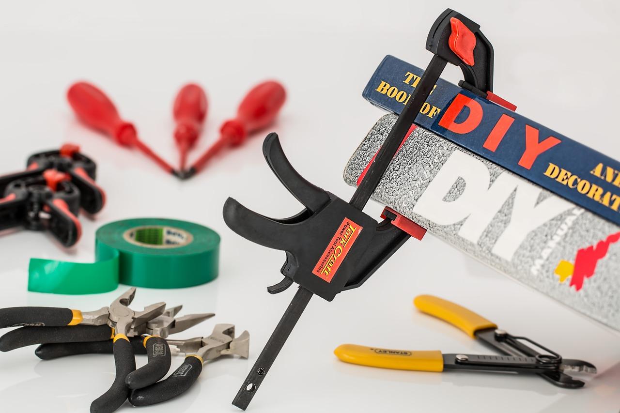Notre sélection d'outils de bricolage à avoir chez soi