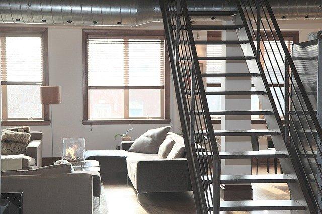 3 clés pour bien choisir l'escalier de votre appartement
