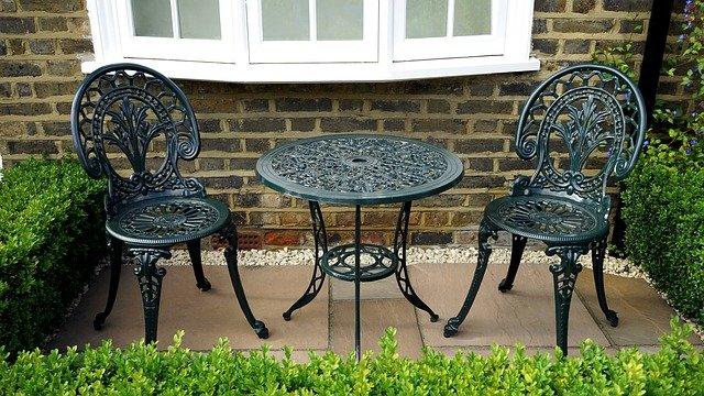 Quels designs pour vos mobiliers de jardin?