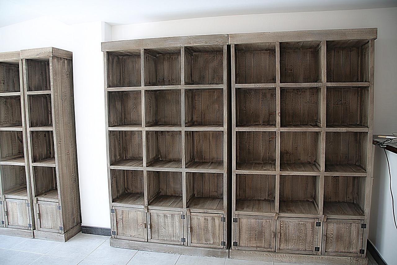 Étagère en bois : les éléments nécessaires pour une fabrication sur-mesure