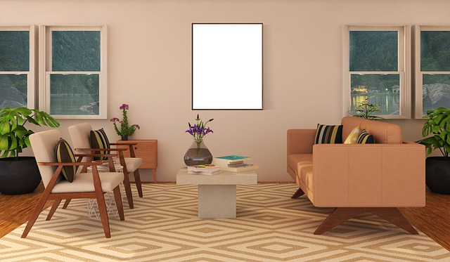 Les couleurs tendances pour repeindre votre salon