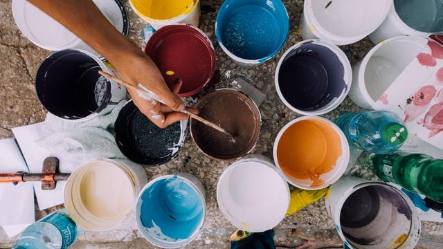 Où trouver un fournisseur de peinture en gros ?