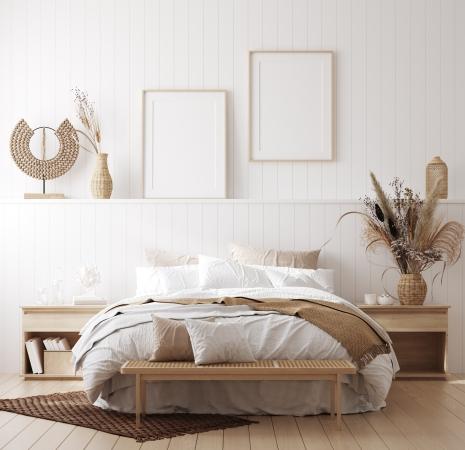 Les secrets d'une chambre à coucher confortable